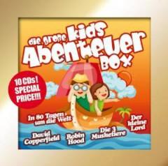 Audiobook - Die Grosse Kids..