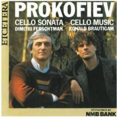 Prokofiev, S. - Cello Music