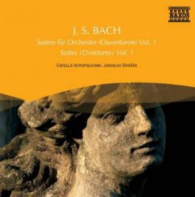 Bach, J.S. - Orchestersuiten 1,2 & 5