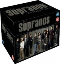 Tv Series - Sopranos  Box