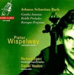 Bach, J.S. - Gamba Sonates
