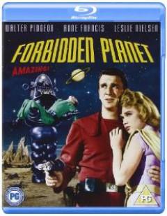 Movie - Forbidden Planet