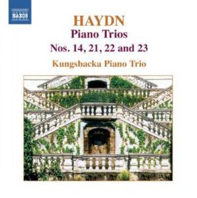 Haydn, J. - Piano Trios Vol.3