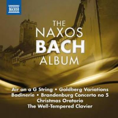 Bach, J.S. - Naxos Bach Album