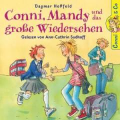 Audiobook - Conni, Mandy Und Das..