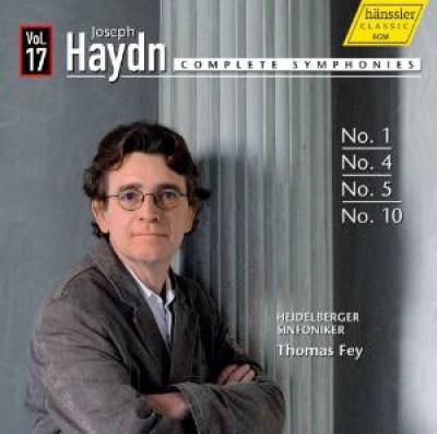 Haydn, J. - Complete Symphonies No.1,