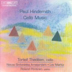 Hindemith, P. - Cello Music