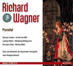 Wagner, R. - Parsifal  Cr   Digi