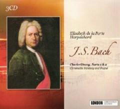 Bach, J.S. - Clavierubung Parts 1&2
