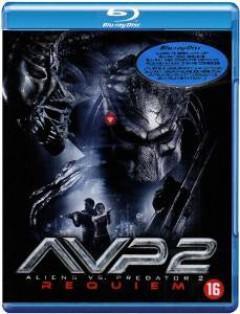 Movie - Aliens Vs Predator 2