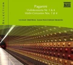Paganini, N. - Violin Concertos