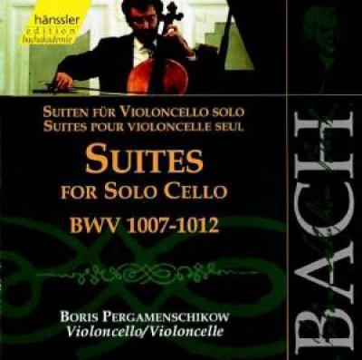 Bach, J.S. - Suites For Solo Cello Bwv