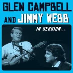 Campbell, Glen/Jimmy Webb - In Session  Cd+Dvd