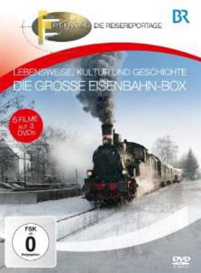 Documentary - Die Zugreisen Box