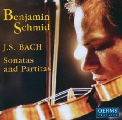 Bach, J.S. - Sonaten & Partiten Solo V
