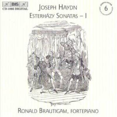 Haydn, J. - Piano Sonatas Vol.6