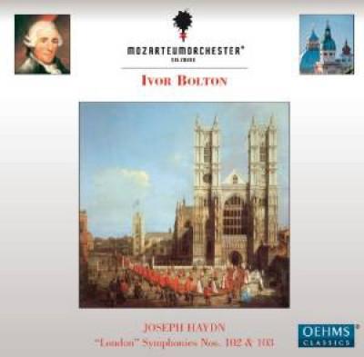 Haydn, J. - Symphonie 102 & 103