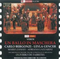 Verdi, G. - Un Ballo In Machera