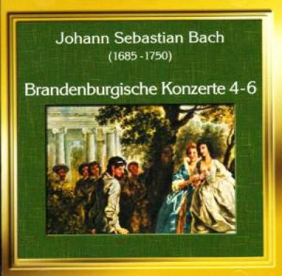 Bach, J.S. - Brandenburg. Konzerte 2