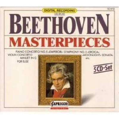 Beethoven, L. Van - Masterpieces