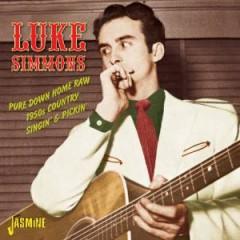 Simmons, Luke - Pure Down Home Raw
