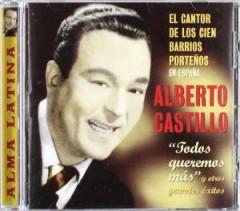 Alberto Castillo - El Cantor de Los Cien Barrio