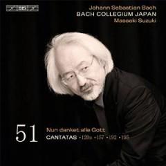 Bach, J.S. - Cantatas Vol.51