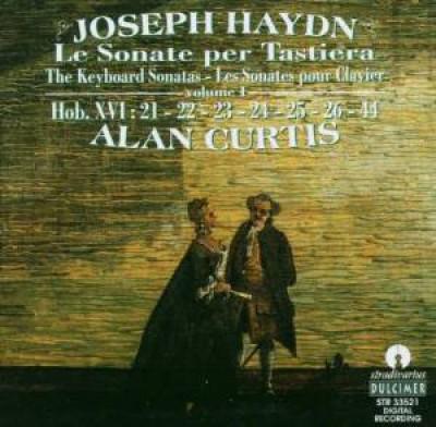 Haydn, J. - Klaviersonaten Vol.1