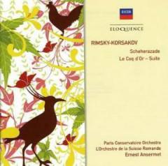 Ansermet, Ernest - Rimsky-Korsakov: Scheherazade/Le Coq d'Or Suite