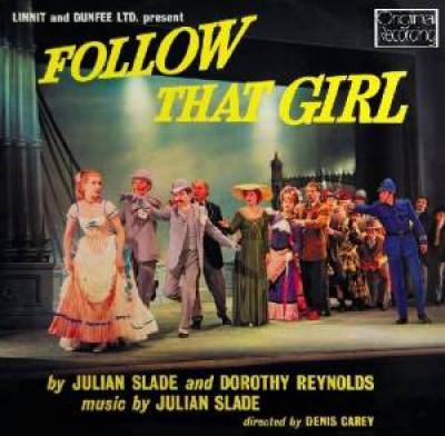 Original London Cast - Follow That Girl