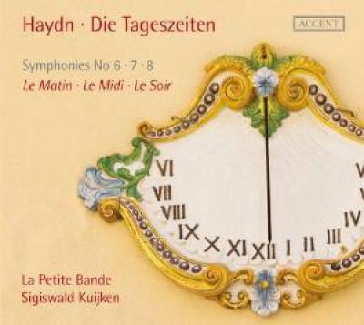 Haydn, J. - Sinfonien 6 8 (Die Tagesz