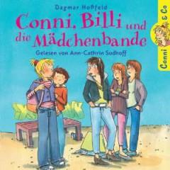 Audiobook - Connie, Billie Und Die..