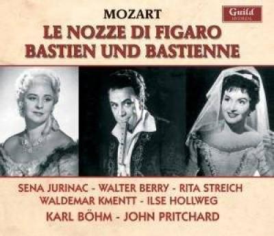 Karl Böhm - Mozart: Le Nozze di Figaro; Bastien und Bastienne