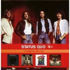 Status Quo - X4 Status Quo  New..