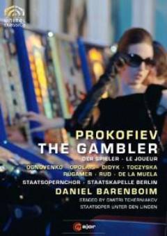 Prokofiev, S. - Gambler
