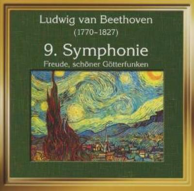 Beethoven, L. Van - Symphonie Nr 9 Freude Sch