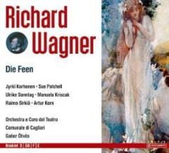 Wagner, R. - Die Feen  Cr