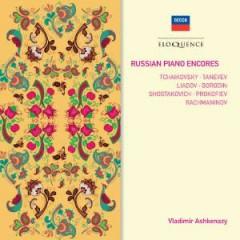 Ashkenazy, Vladimir - Russian Piano Encores