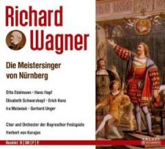 Wagner, R. - Meistersinger  Cr   Digi