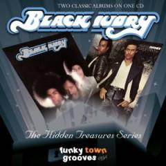 Black Ivory - Black Ivory / Hangin..