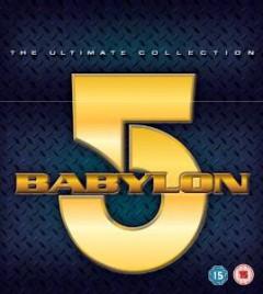 Tv Series - Babylon 5 Complete