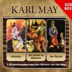 Audiobook - Karl May Box