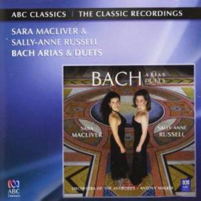 Bach, J.S. - Arias