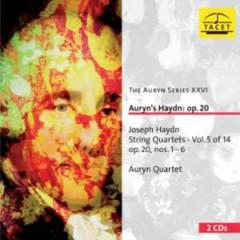 Haydn, J. - String Quartets Op.20 No.