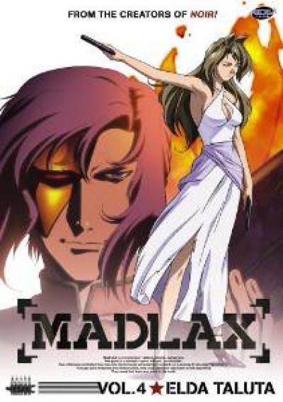 Animation - Madlax   Vol. 4: Elda..