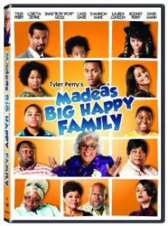 Movie - Madea's Big Happy Family
