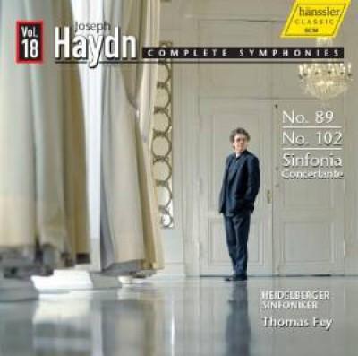 Haydn, J. - Complete Symphonies No.89