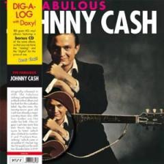 Cash, Johnny - Fabulous Johnny..  Lp+Cd