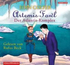 Audiobook - Artemis Fowl Der Atlantis
