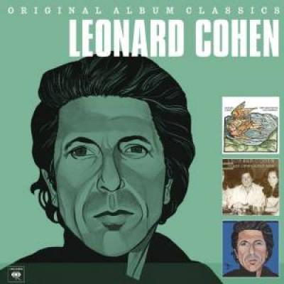 Cohen, Leonard - Original Album Classics